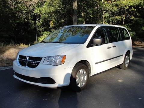 2012 Dodge Grand Caravan for sale in North Attleboro, MA