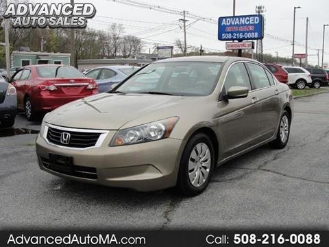 2010 Honda Accord for sale in North Attleboro, MA