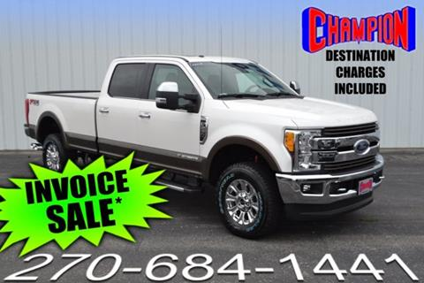2017 Ford F-250 Super Duty for sale in Owensboro, KY