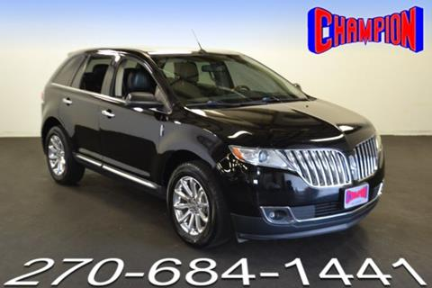 2011 Lincoln MKX for sale in Owensboro, KY