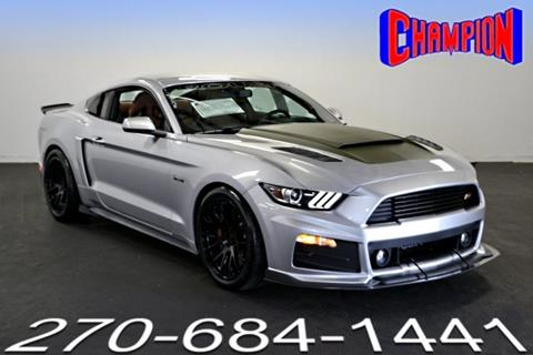 2017 Ford Mustang for sale in Owensboro, KY