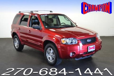 2005 Ford Escape for sale in Owensboro, KY