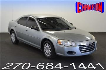 2004 Chrysler Sebring for sale in Owensboro, KY