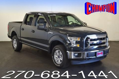 2017 Ford F-150 for sale in Owensboro, KY
