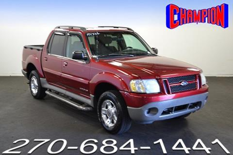 2001 Ford Explorer Sport Trac for sale in Owensboro, KY
