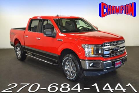 Champion Ford Owensboro Ky >> Champion Ford Lincoln Mazda Owensboro Ky Inventory Listings