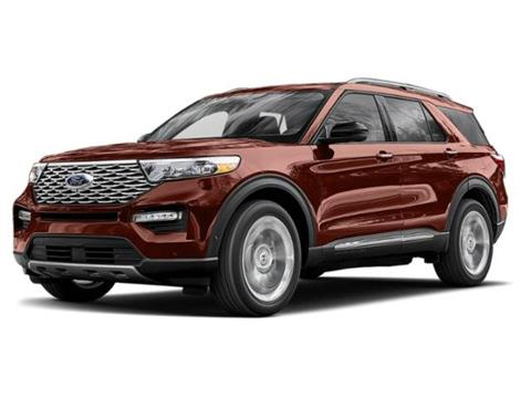 New Ford Explorer Hybrid For Sale In Montevideo Mn Carsforsale Com
