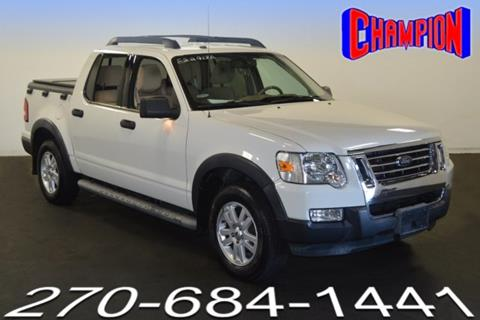 2010 Ford Explorer Sport Trac for sale in Owensboro, KY