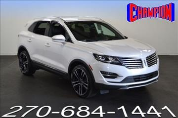 2017 Lincoln MKC for sale in Owensboro, KY