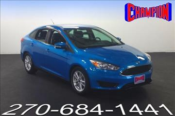 2015 Ford Focus for sale in Owensboro, KY