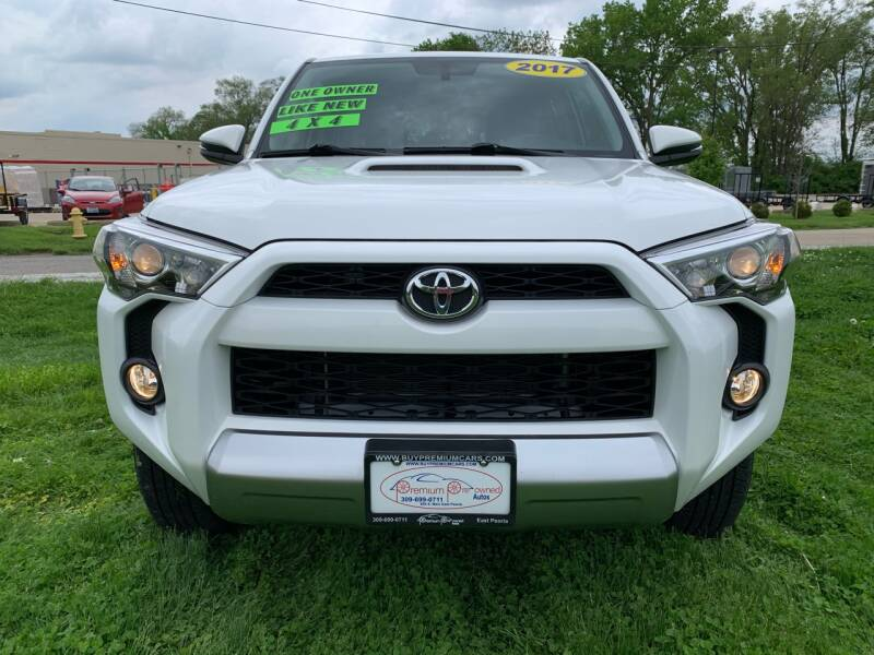 2017 Toyota 4Runner 4x4 TRD Off-Road 4dr SUV - East Peoria IL