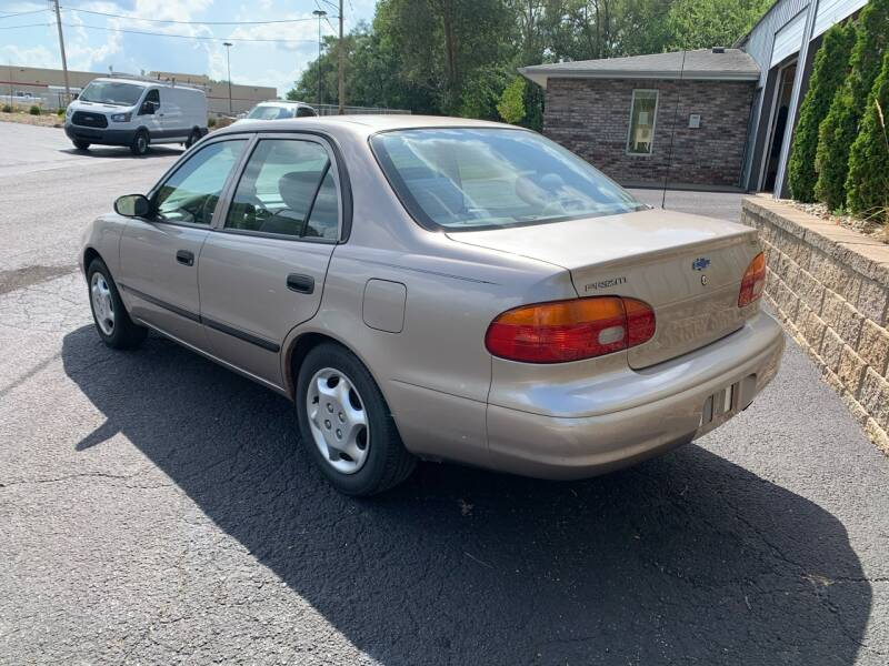 2000 Chevrolet Prizm 4dr Sedan - East Peoria IL