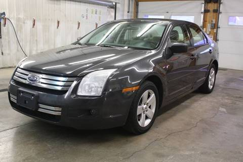 2007 Ford Fusion for sale in East Peoria, IL