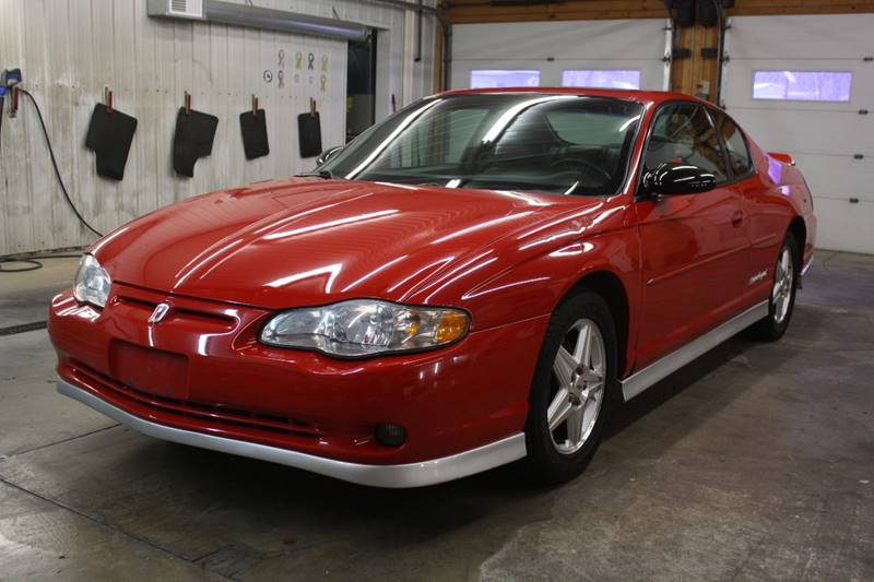 2004 Chevrolet Monte Carlo SS Supercharged 2dr Coupe - East Peoria IL