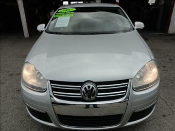 2007 Volkswagen Jetta for sale in Houston, TX