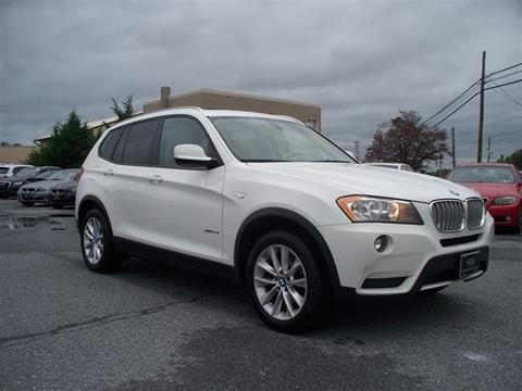 2013 BMW X3 for sale in Ephrata, PA