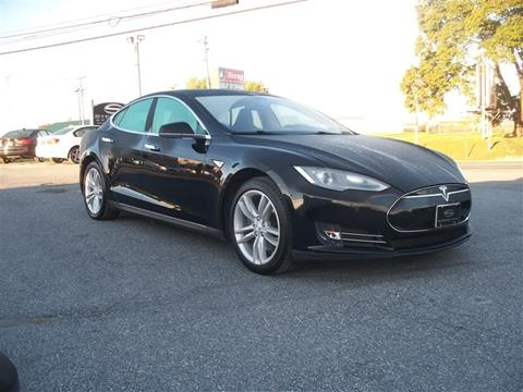 2013 Tesla Model S for sale in Ephrata, PA