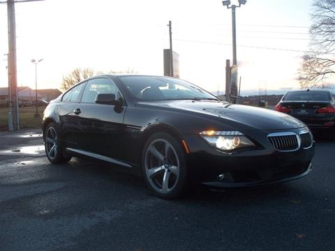 BMW Series For Sale In Pennsylvania Carsforsalecom - 2008 bmw 645ci