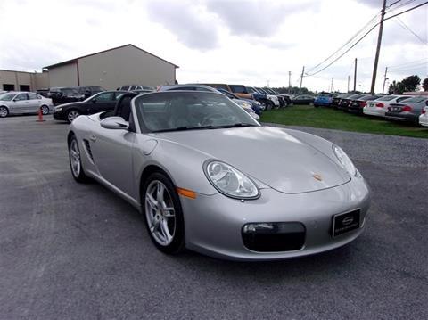 2005 Porsche Boxster for sale in Ephrata, PA