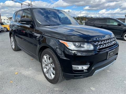 2014 Land Rover Range Rover Sport for sale in Ephrata, PA