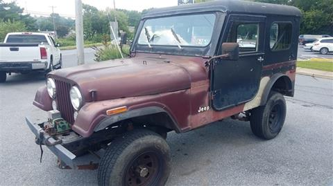 1979 Jeep Wrangler for sale in Ephrata, PA