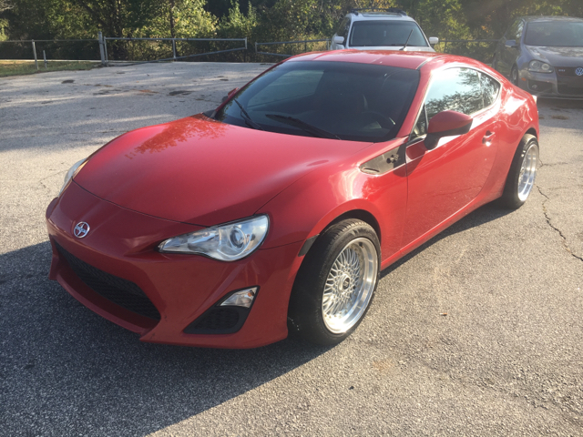 2013 Scion FR-S for sale at UpCountry Motors in Taylors SC