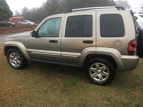 2006 Jeep Liberty for sale in Taylors, SC