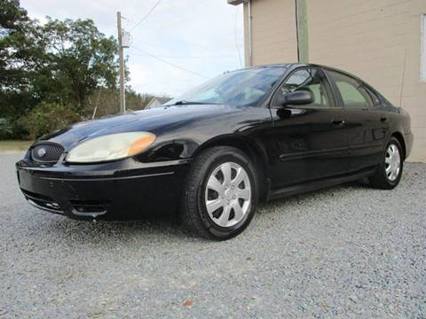 2007 Ford Taurus for sale in Mt Olive, NC