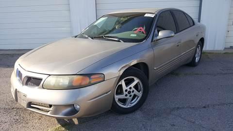 2003 Pontiac Bonneville for sale in El Paso, TX