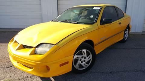 2002 Pontiac Sunfire for sale in El Paso, TX