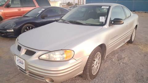 2001 Pontiac Grand Am for sale in El Paso, TX
