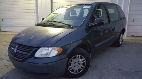 2007 Dodge Caravan for sale in El Paso, TX