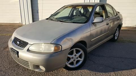 2001 Nissan Sentra for sale in El Paso, TX
