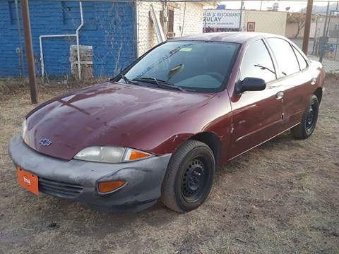 1998 Chevrolet Cavalier for sale in El Paso, TX