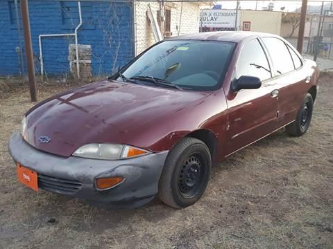 1998 Chevrolet Cavalier for sale in El Paso, TX