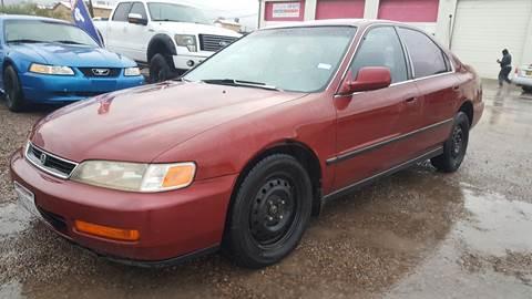 1996 Honda Accord for sale in El Paso, TX
