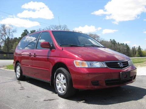 2004 Honda Odyssey for sale in Rochester, MN