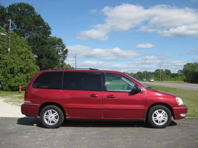 2005 Ford Freestar SEL 4dr Mini Van In Rochester MN