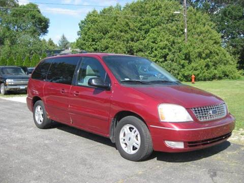 2005 Ford Freestar For Sale In Rochester MN