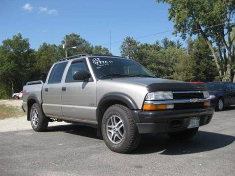 2002 Chevrolet S-10 for sale in Rochester, MN