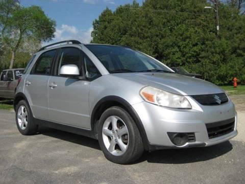 2007 Suzuki SX4 Crossover for sale in Rochester, MN