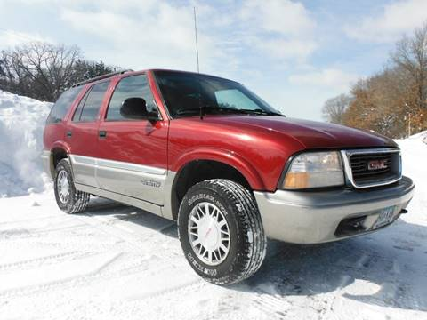 1998 GMC Jimmy for sale in Rochester, MN