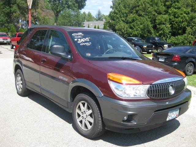 2002 Buick Rendezvous CX 4dr SUV In Rochester MN