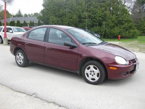 2002 Dodge Neon for sale in Rochester, MN