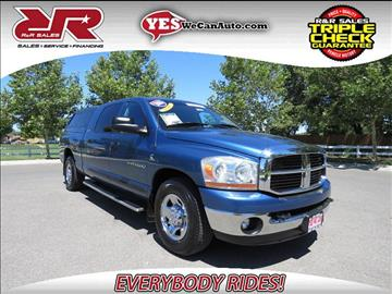 2006 Dodge Ram Pickup 2500 for sale in Orland, CA
