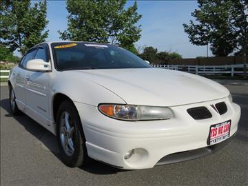 2003 Pontiac Grand Prix for sale in Orland, CA