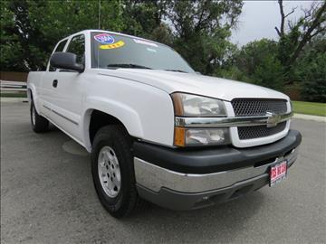 2004 Chevrolet Silverado 1500 for sale in Orland, CA