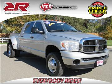 2007 Dodge Ram Pickup 3500 for sale in Orland, CA