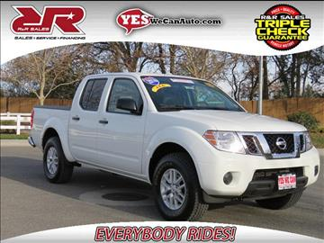 2016 Nissan Frontier for sale in Orland, CA