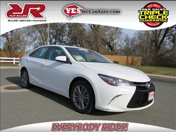2015 Toyota Camry for sale in Orland, CA
